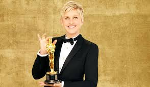 Ellen Degeneres, Host of the 86th Annual Academy Awards Ceremony